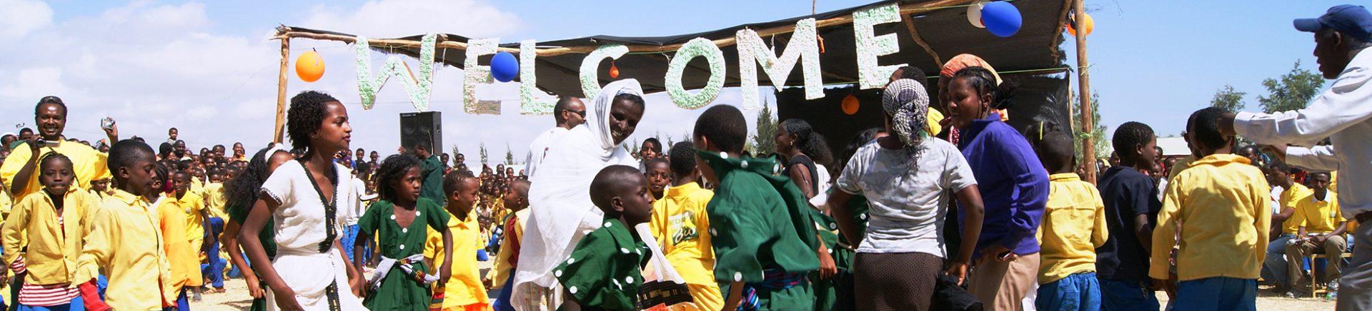 Sher Ethiopië soziale und Nachhaltigkeit